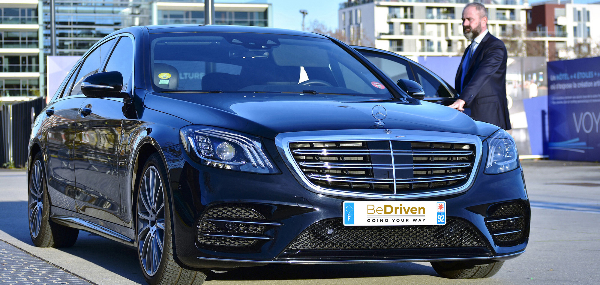 Picture ©BeDriven 2021: LUXURY FLEET safety and comfort