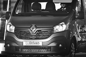 Image Of A Vehicle From Our Fleet: Renault Traffic