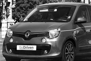 Image Of A Vehicle From Our Fleet: Renault Twingo Practical City Car